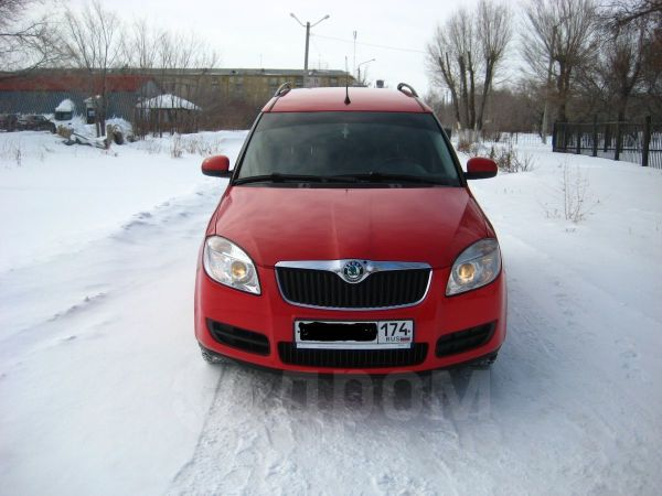 Skoda Roomster, 2010 год, 390 000 руб.