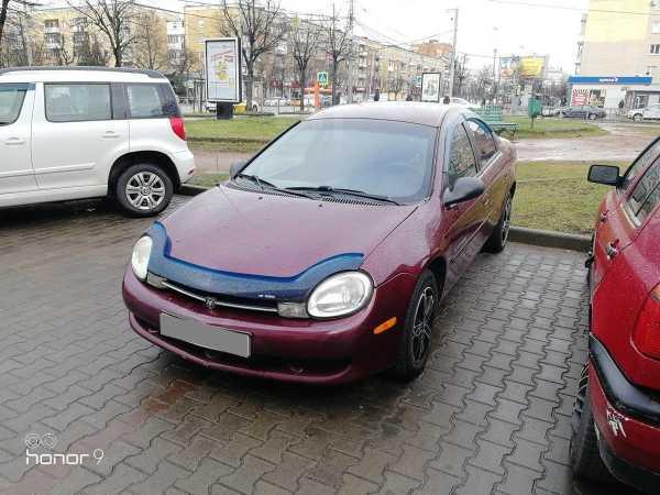 Dodge Neon, 2001 год, 140 000 руб.