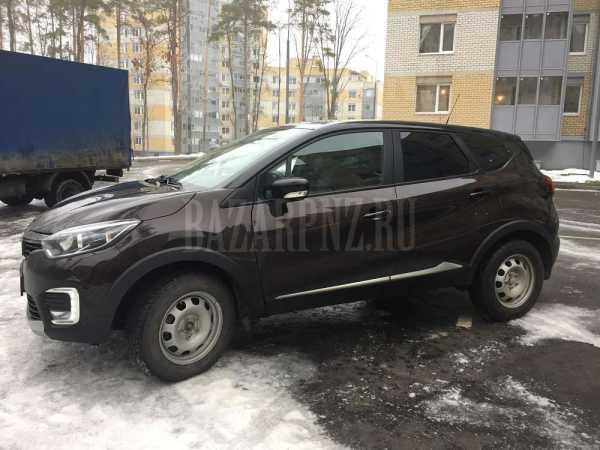 Renault Kaptur, 2017 год, 865 000 руб.