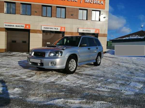 Subaru Forester, 2002 год, 440 000 руб.