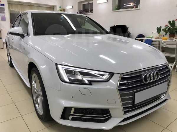 Audi A4, 2018 год, 1 950 000 руб.