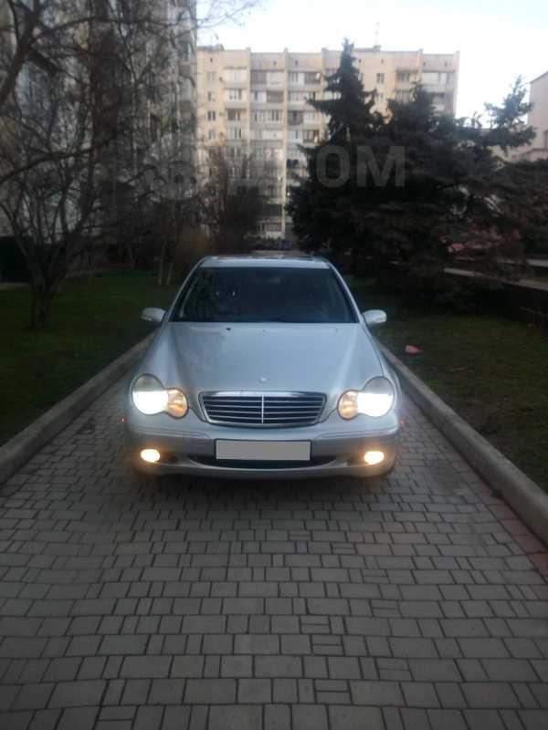 Mercedes-Benz C-Class, 2002 год, 400 000 руб.