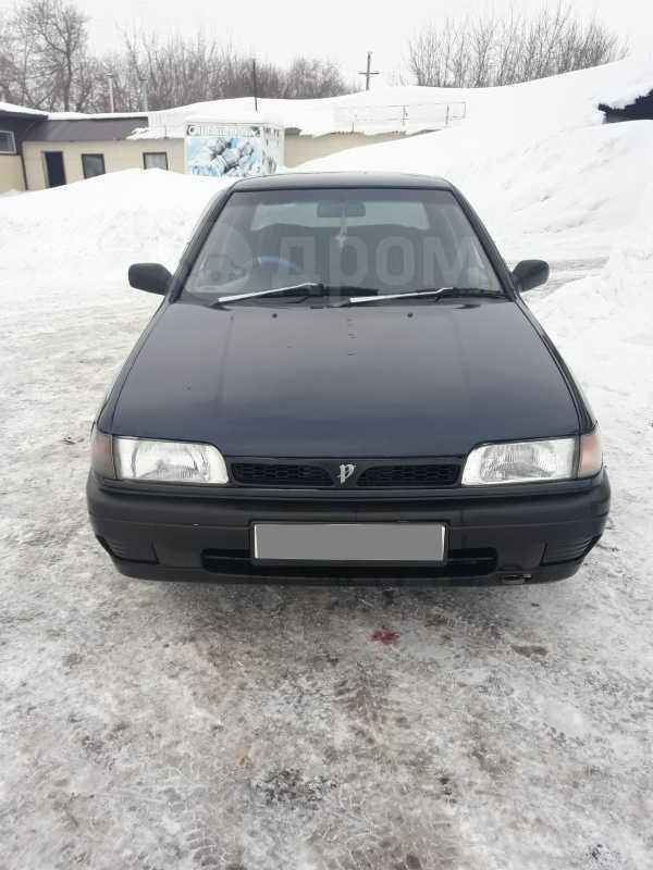 Nissan Pulsar, 1991 год, 125 000 руб.