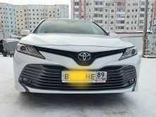 Надым Toyota Camry 2018
