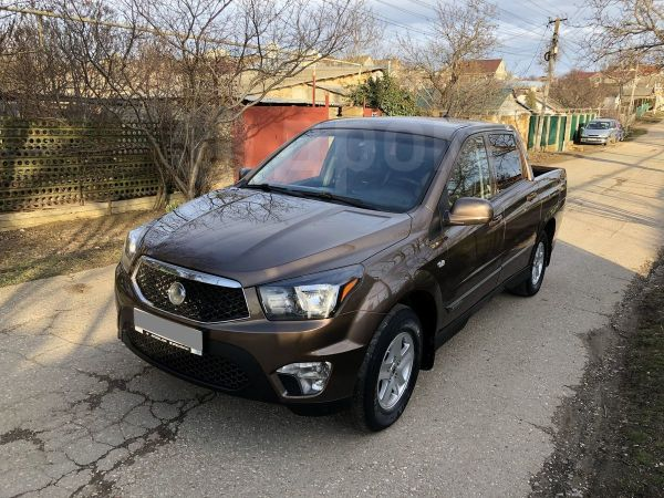 SsangYong Actyon Sports, 2012 год, 500 000 руб.
