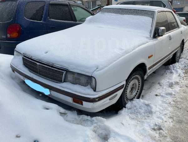Nissan Gloria Cima, 1988 год, 498 000 руб.