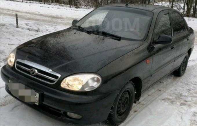 ЗАЗ Сенс, 2007 год, 85 000 руб.
