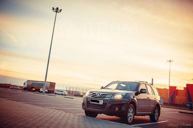 Great Wall Hover H3, 2012 год, 499 000 руб.