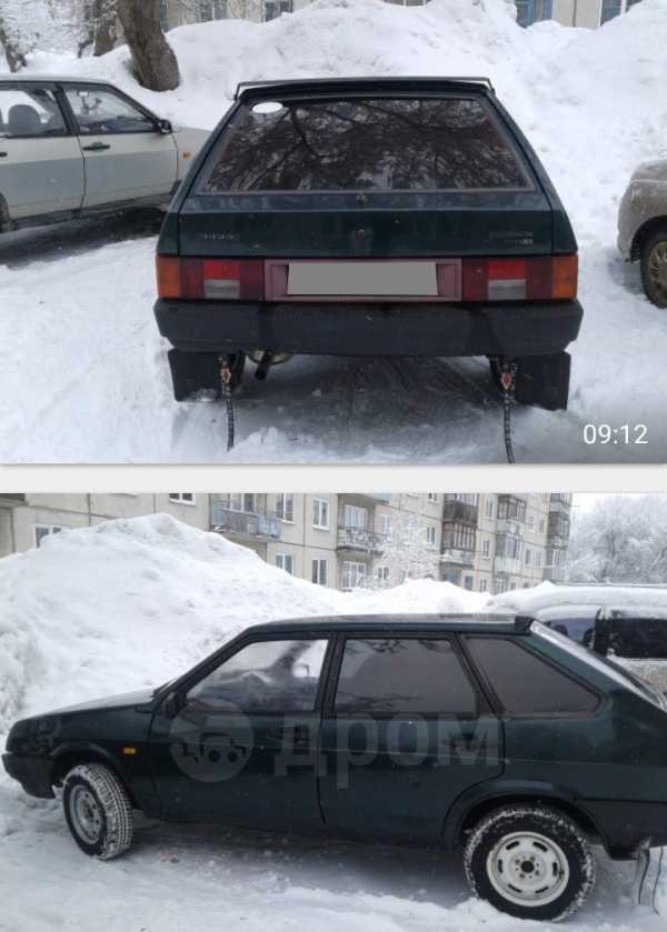 Лада 2109, 2003 год, 75 000 руб.