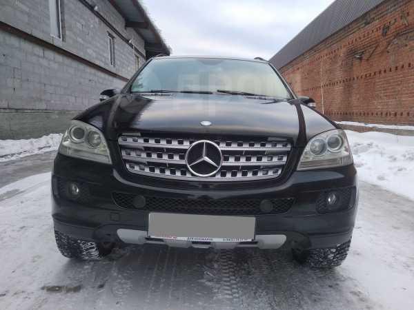Mercedes-Benz M-Class, 2005 год, 445 000 руб.