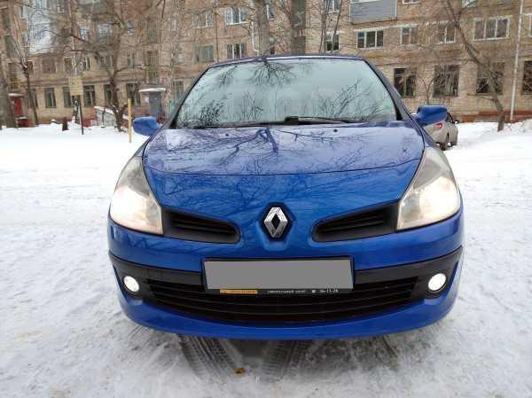 Renault Clio, 2007 год, 315 000 руб.