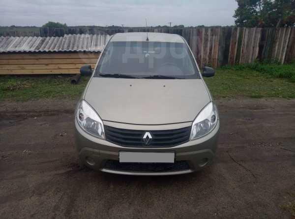 Renault Sandero, 2013 год, 343 000 руб.