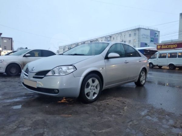 Nissan Primera, 2003 год, 320 000 руб.
