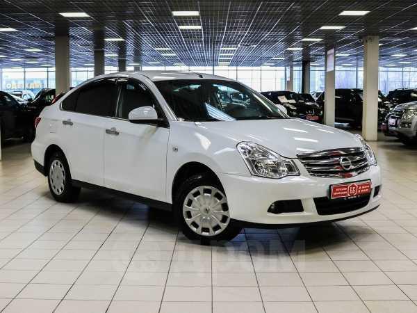 Nissan Almera, 2015 год, 454 900 руб.