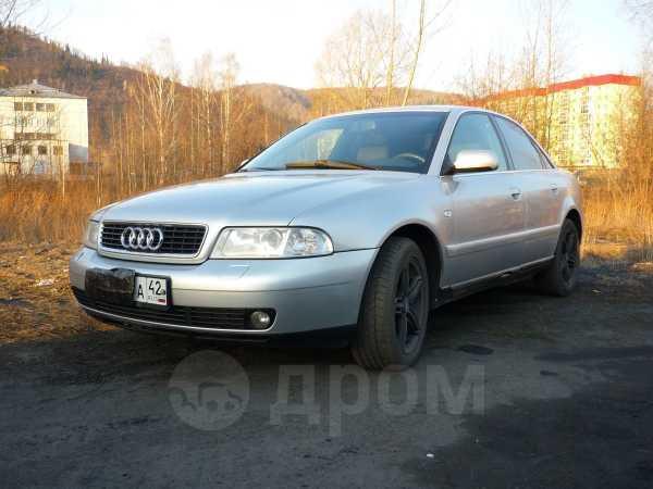 Audi A4, 2000 год, 240 000 руб.