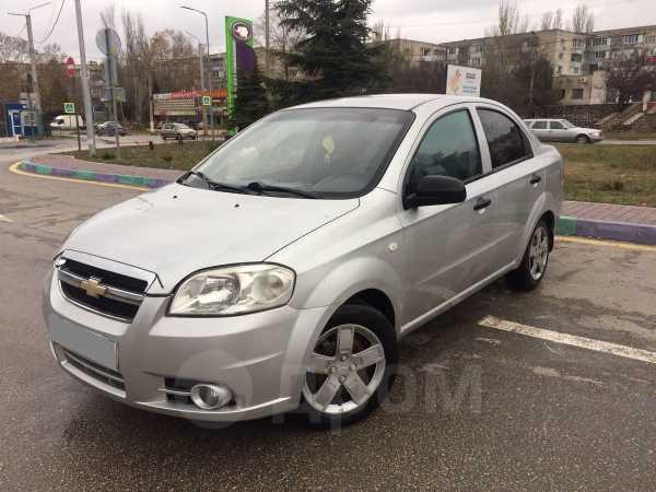 Chevrolet Aveo, 2007 год, 210 000 руб.