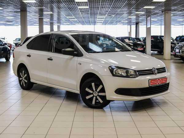Volkswagen Polo, 2012 год, 424 900 руб.