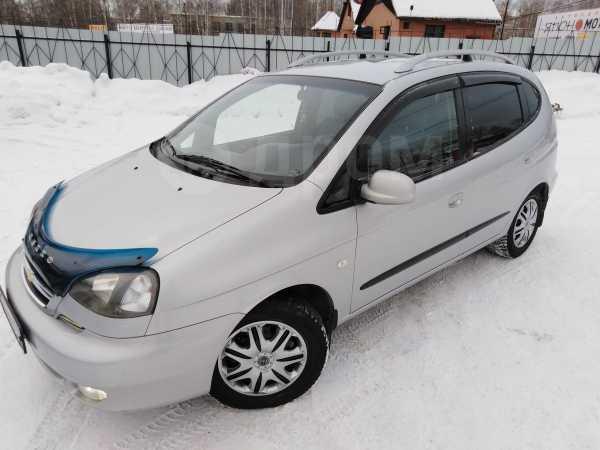 Chevrolet Rezzo, 2007 год, 268 000 руб.