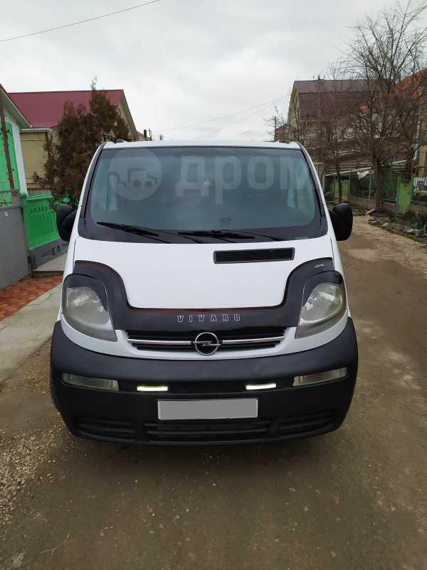 Opel Vivaro, 2005 год, 600 000 руб.