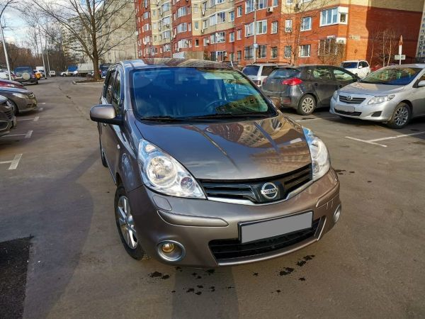 Nissan Note, 2013 год, 489 000 руб.