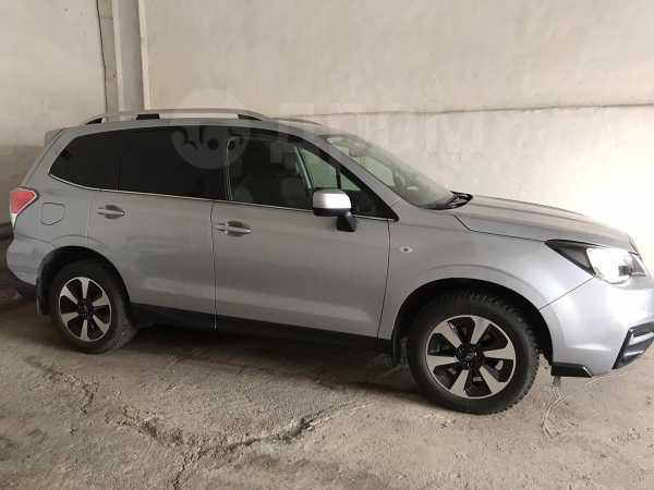 Subaru Forester, 2017 год, 1 690 000 руб.