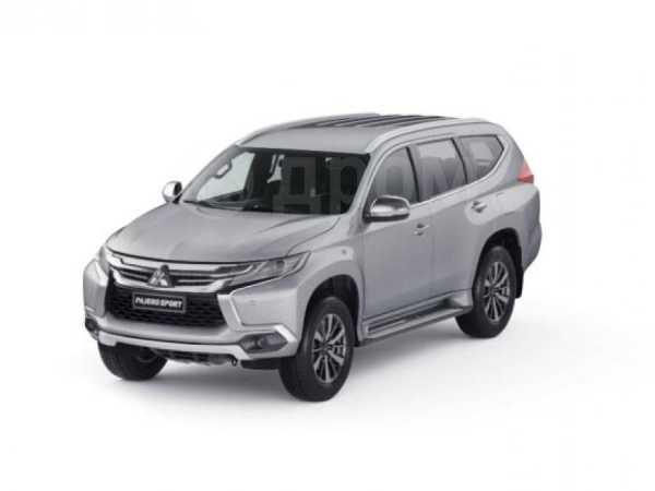 Mitsubishi Pajero Sport, 2019 год, 2 497 000 руб.