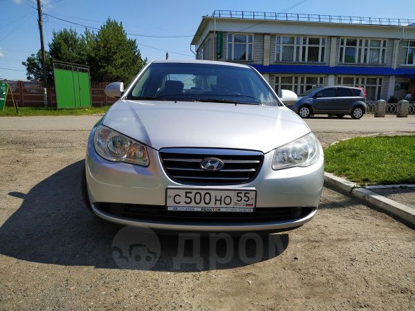 Hyundai Elantra, 2007 год, 400 000 руб.