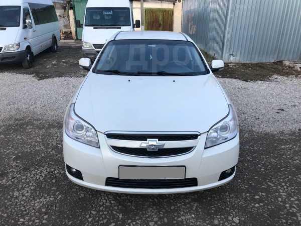Chevrolet Epica, 2011 год, 399 000 руб.