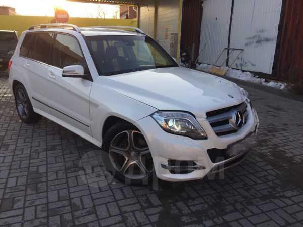 Mercedes-Benz GLK-Class, 2012 год, 785 000 руб.