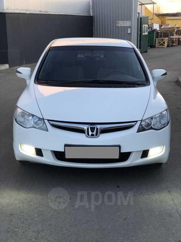 Honda Civic, 2008 год, 459 000 руб.