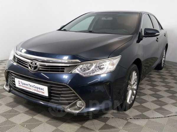Toyota Camry, 2015 год, 1 121 000 руб.