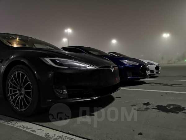 Tesla Model S, 2017 год, 3 400 000 руб.