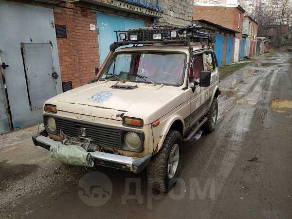 Лада 4x4 2121 Нива, 1983 год, 145 000 руб.