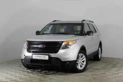 Мурманск Ford Explorer 2013