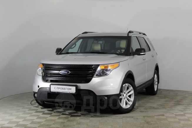 Ford Explorer, 2013 год, 920 000 руб.