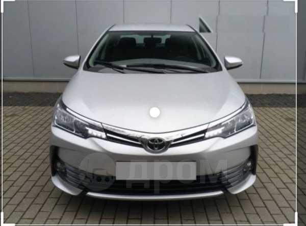 Toyota Corolla, 2016 год, 910 000 руб.