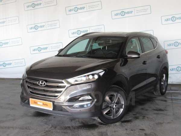 Hyundai Tucson, 2016 год, 1 145 000 руб.