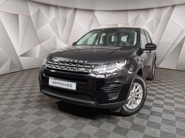 Land Rover Discovery Sport, 2019 год, 2 290 000 руб.