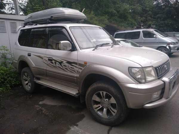 Toyota Land Cruiser Prado, 2001 год, 1 000 000 руб.