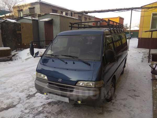 Hyundai Grace, 1994 год, 250 000 руб.