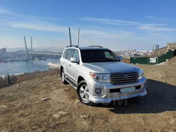 Toyota Land Cruiser, 2012 год, 2 200 000 руб.