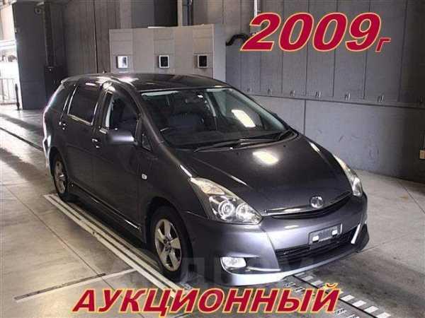 Toyota Wish, 2009 год, 683 000 руб.