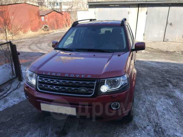 Land Rover Freelander, 2014 год, 1 300 000 руб.