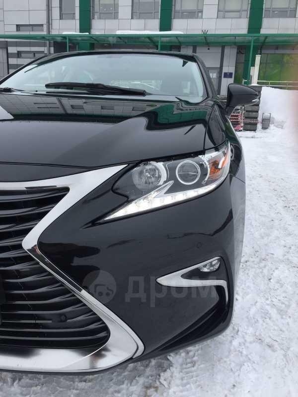 Lexus ES250, 2017 год, 1 950 000 руб.