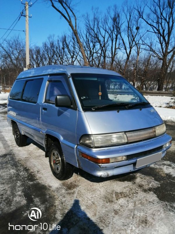 Toyota Master Ace Surf, 1991 год, 110 000 руб.