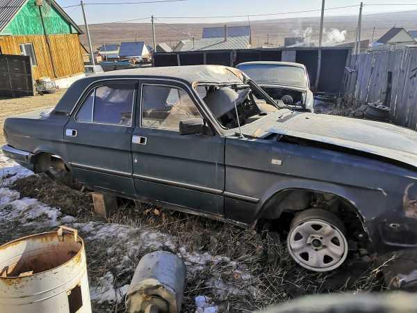 ГАЗ 3110 Волга, 2000 год, 33 333 руб.