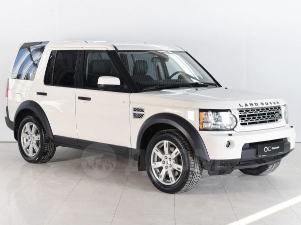 Land Rover Discovery, 2009 год, 1 164 000 руб.