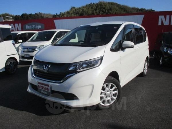 Honda Freed, 2017 год, 940 000 руб.