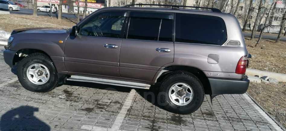 Toyota Land Cruiser, 2006 год, 1 100 000 руб.