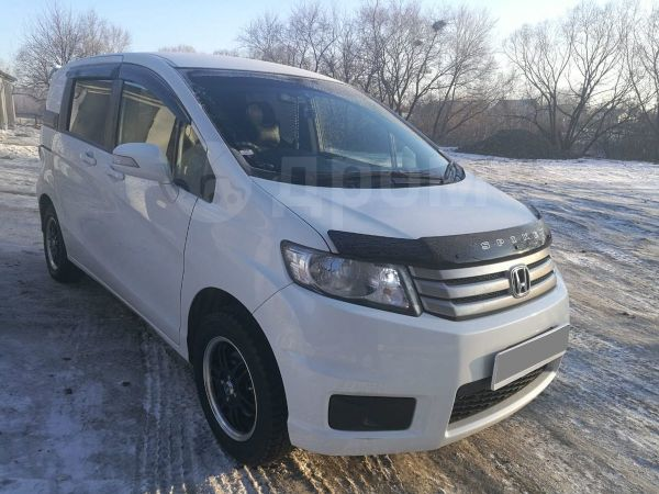 Honda Freed Spike, 2013 год, 700 000 руб.
